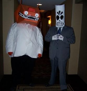 Costumes Grim Fandango Costum15