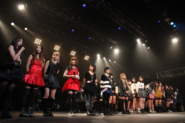 SCANDAL Copy Band Contest Vol. 3 20121210