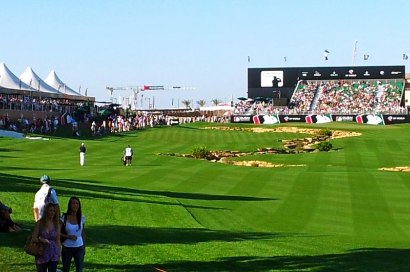 DP WORLD CHAMPIONSHIP DUBAI 22 - 25th of November 2011-121