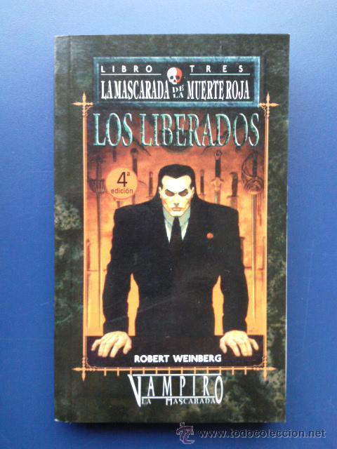 Trilogia:La Mascarada De La Muerte Roja (Robert Weinberg) 24069210