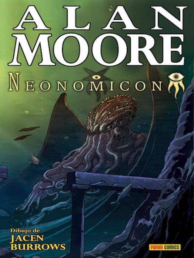 """""""Neonomicon"""" y """"The Courtyard"""" (Alan Moore) 33117610"""