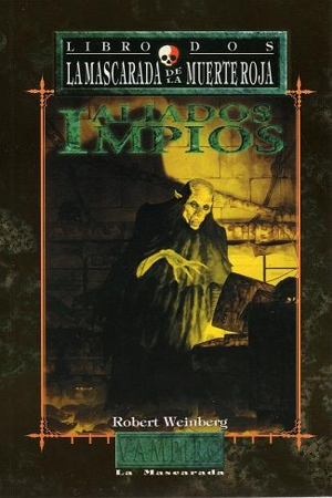 Trilogia:La Mascarada De La Muerte Roja (Robert Weinberg) Aliado10