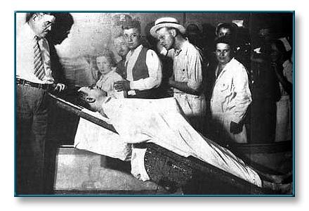 Macabro:Partes Corporales De Figuras Historicas G510