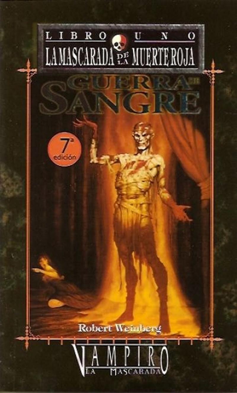 Trilogia:La Mascarada De La Muerte Roja (Robert Weinberg) Guerra10