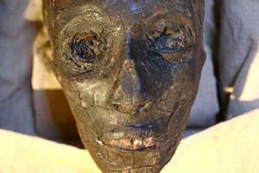 Macabro:Partes Corporales De Figuras Historicas J710