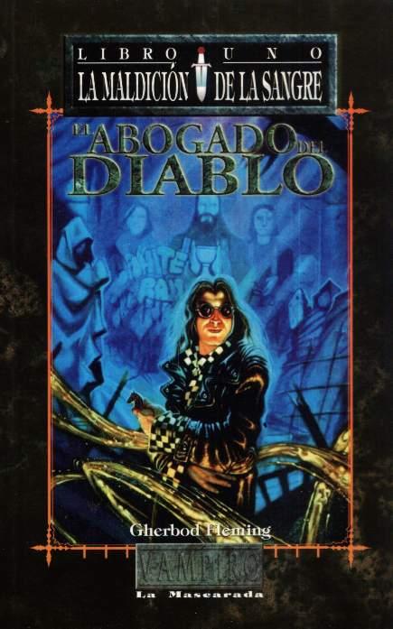 """Serie: """"Mundo De Tinieblas"""" (Vampiro) Gherbod Fleming Owodva10"""