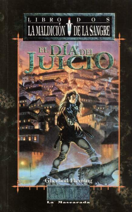"""Serie: """"Mundo De Tinieblas"""" (Vampiro) Gherbod Fleming Owodva11"""