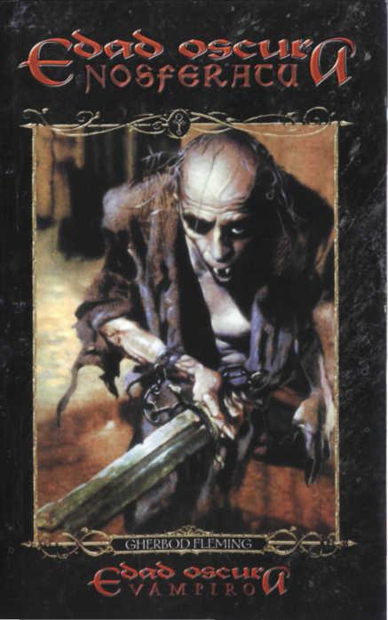 """Serie: """"Mundo De Tinieblas"""" (Vampiro) Gherbod Fleming Owodva14"""