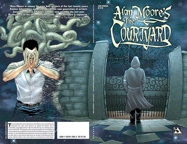 """""""Neonomicon"""" y """"The Courtyard"""" (Alan Moore) Portad11"""