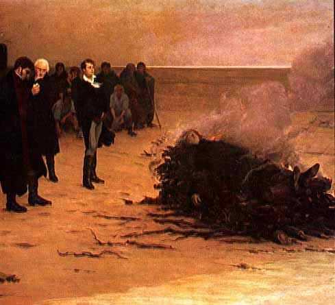 Macabro:Partes Corporales De Figuras Historicas V510