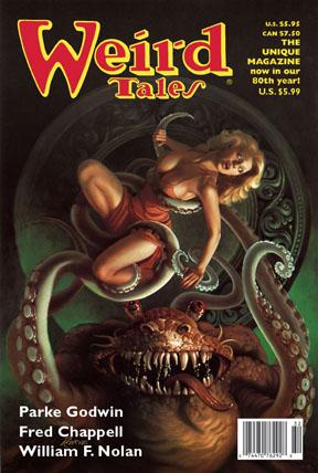 Homenaje A Weird Tales Ediciones I Y II Weirdt10