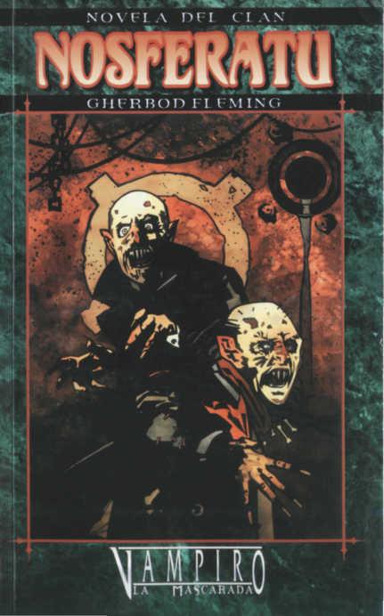 """Serie: """"Mundo De Tinieblas"""" (Vampiro) Gherbod Fleming Wodvam11"""