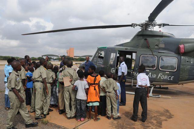 Armée Ghanéene/Ghana Armed Forces 0009-t10