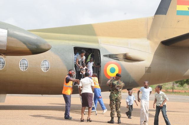 Armée Ghanéene/Ghana Armed Forces 0013-t10