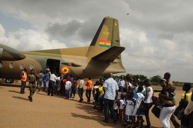 Armée Ghanéene/Ghana Armed Forces 0014-t10