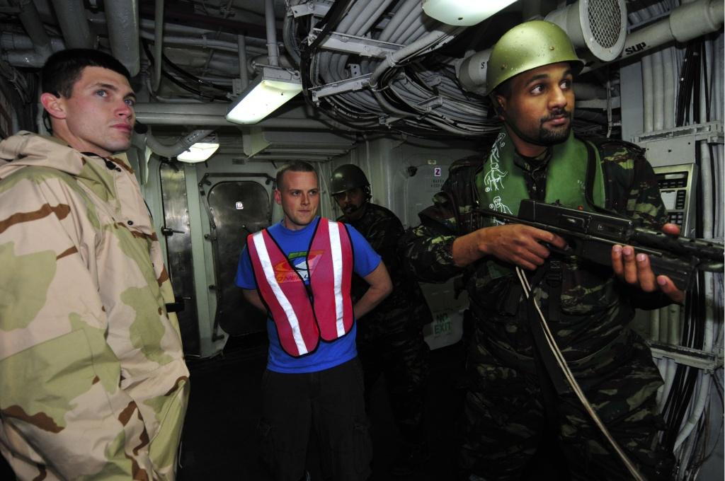 Exercice Saharan Express - APS 2012 12020213