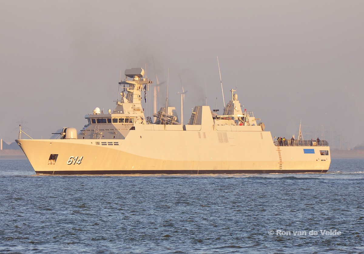Sigma Marocaines / Royal Moroccan Navy Sigma Class Frigates - Page 35 14397310