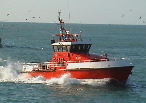 Sauvetage maritime au Maroc / service de recherche et de sauvetage  5-18810