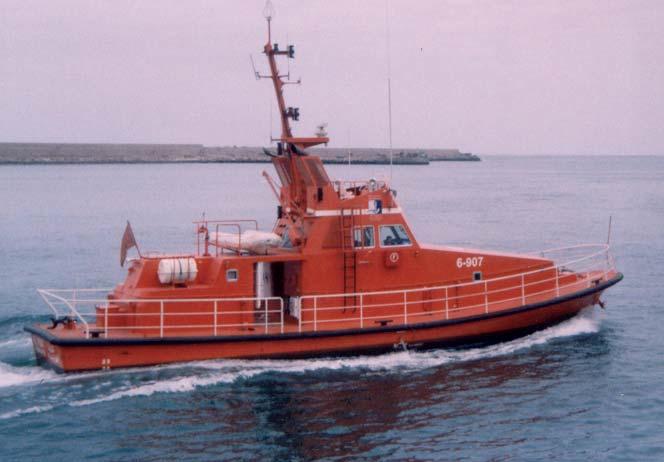 Sauvetage maritime au Maroc / service de recherche et de sauvetage  6-90710