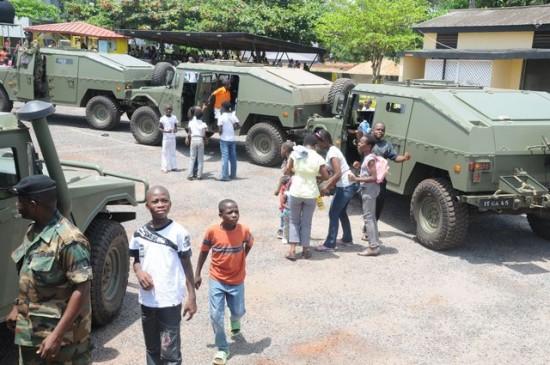 Armée Ghanéene/Ghana Armed Forces 60846810