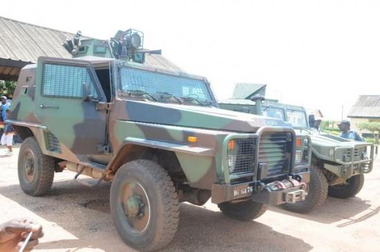 Armée Ghanéene/Ghana Armed Forces 98021110