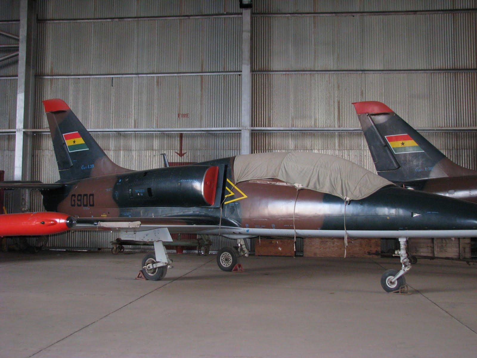 Armée Ghanéene/Ghana Armed Forces Aero_l10
