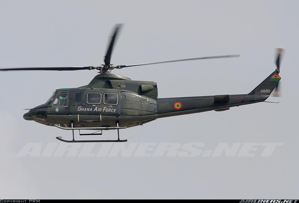 Armée Ghanéene/Ghana Armed Forces Agusta10