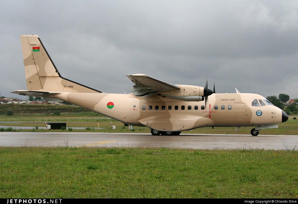 Armée nationale Burkinabé / Military of Burkina Faso Casa_c10