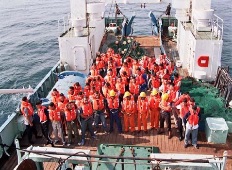 Sauvetage maritime au Maroc / service de recherche et de sauvetage  Exerci10