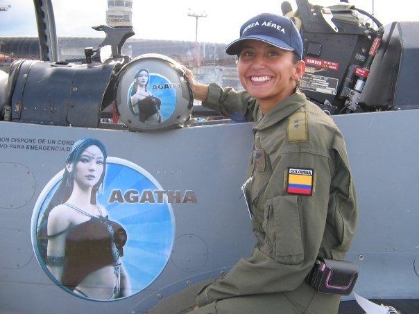Armée Colombienne / Military Forces of Colombia / Fuerzas Militares de Colombia - Page 3 Facaga10