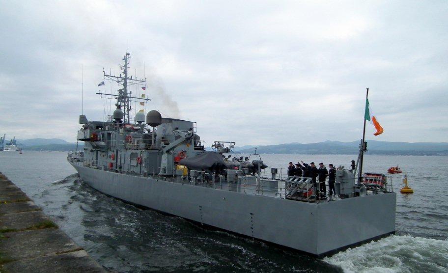 Armée Irlandaise/Irish Armed Forces La_orl18