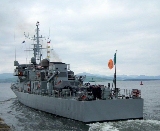 Armée Irlandaise/Irish Armed Forces La_orl19