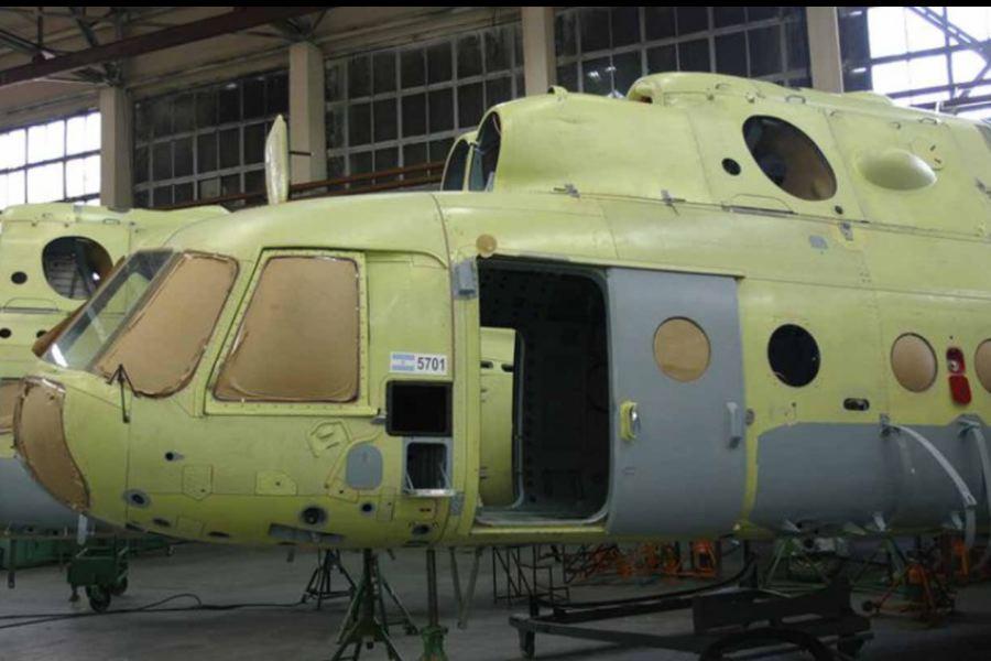 Armée argentine/Fuerzas Armadas de la Republica Argentina - Page 3 Mi-17-12