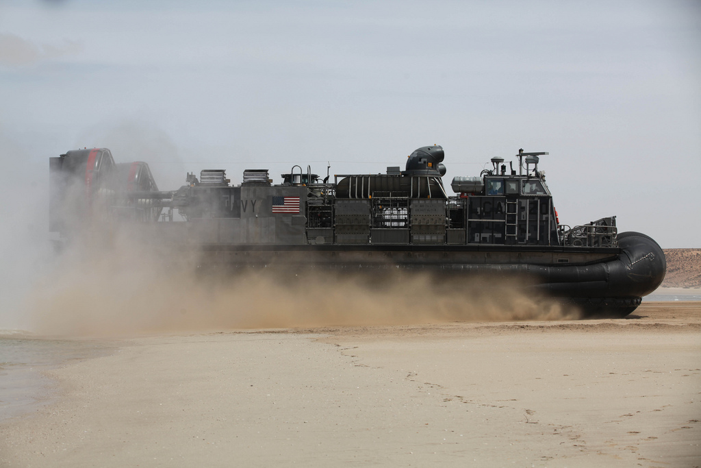 African Lion 2012 - Amphibious Operations Morocc22
