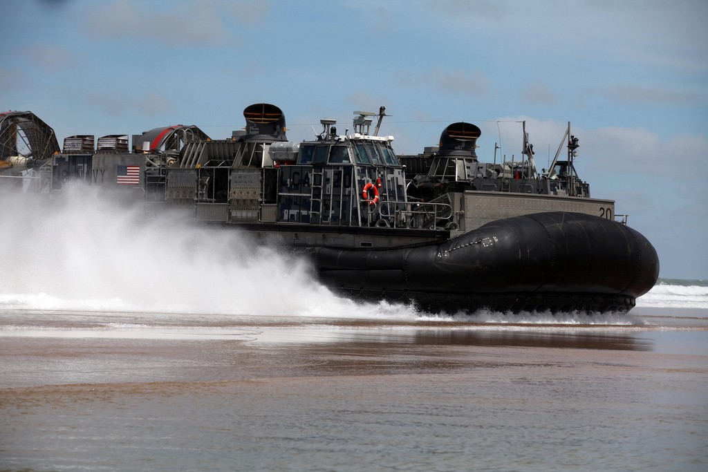 African Lion 2012 - Amphibious Operations Morocc23