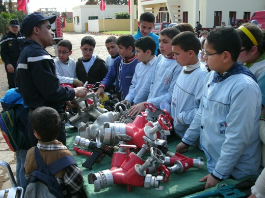 Photos - Protection civile - Page 28 Nador_11