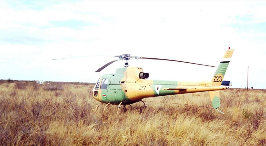 Armée du Botswana/Botswana Defence Force Sans_t41
