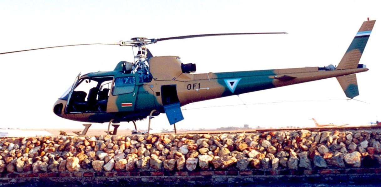 Armée du Botswana/Botswana Defence Force Sans_t42