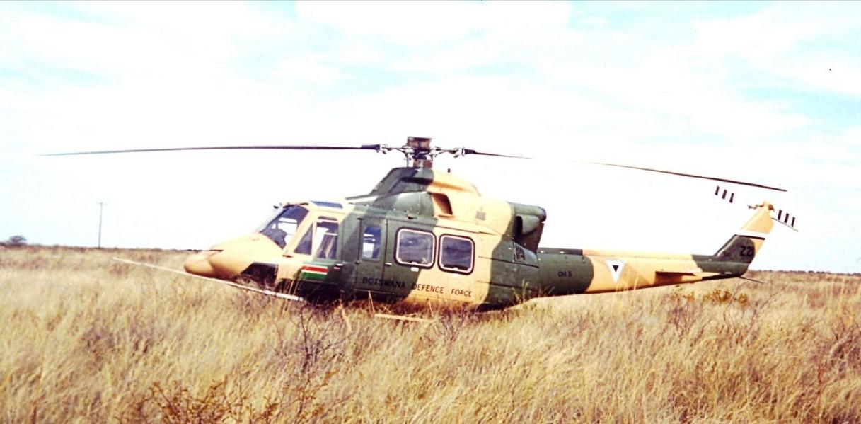 Armée du Botswana/Botswana Defence Force Sans_t44
