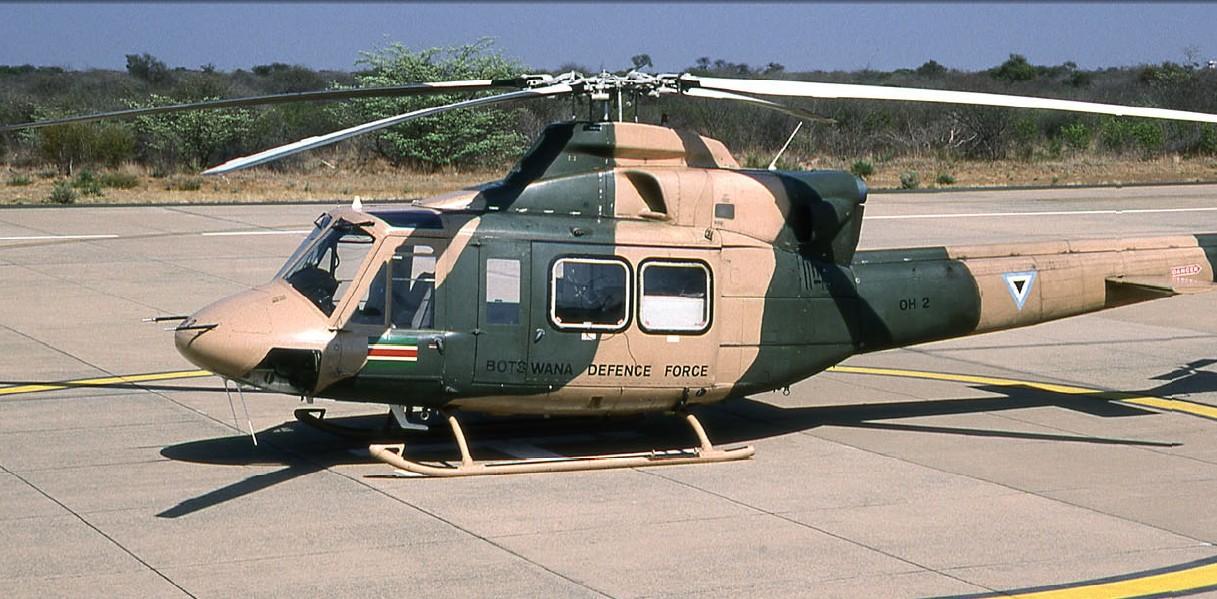 Armée du Botswana/Botswana Defence Force Sans_t45