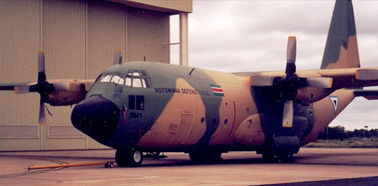 Armée du Botswana/Botswana Defence Force Sans_t48