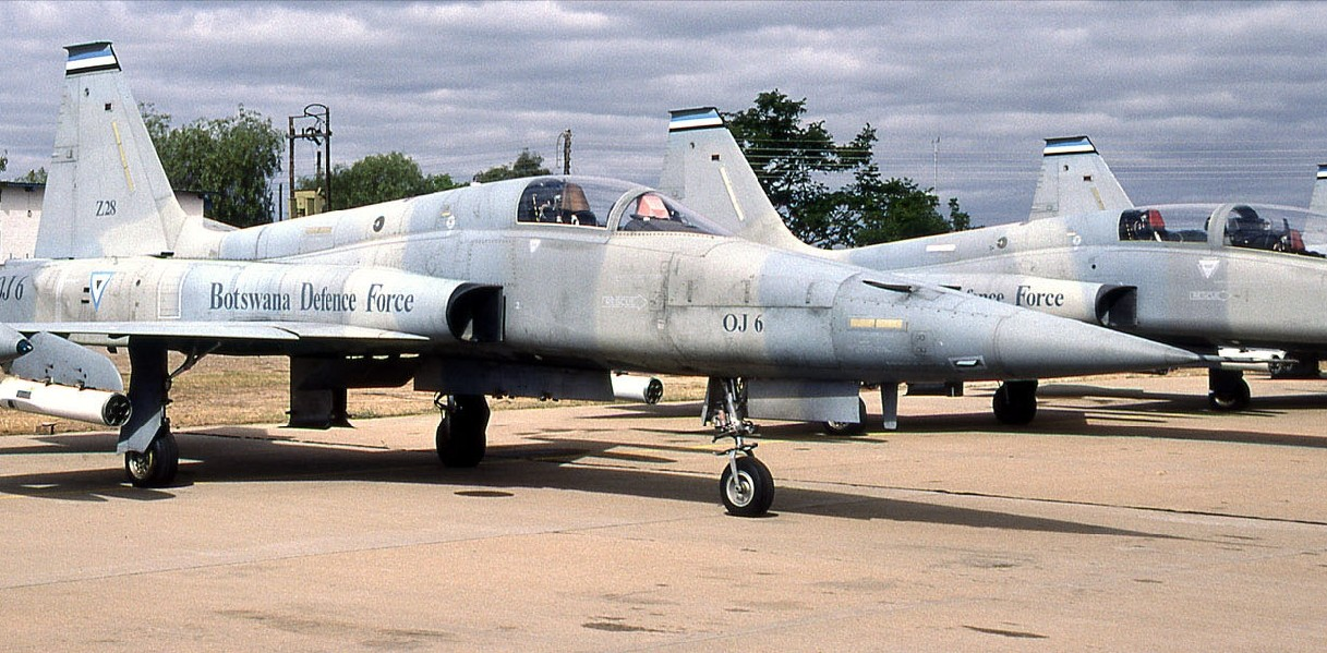 Armée du Botswana/Botswana Defence Force Sans_t50