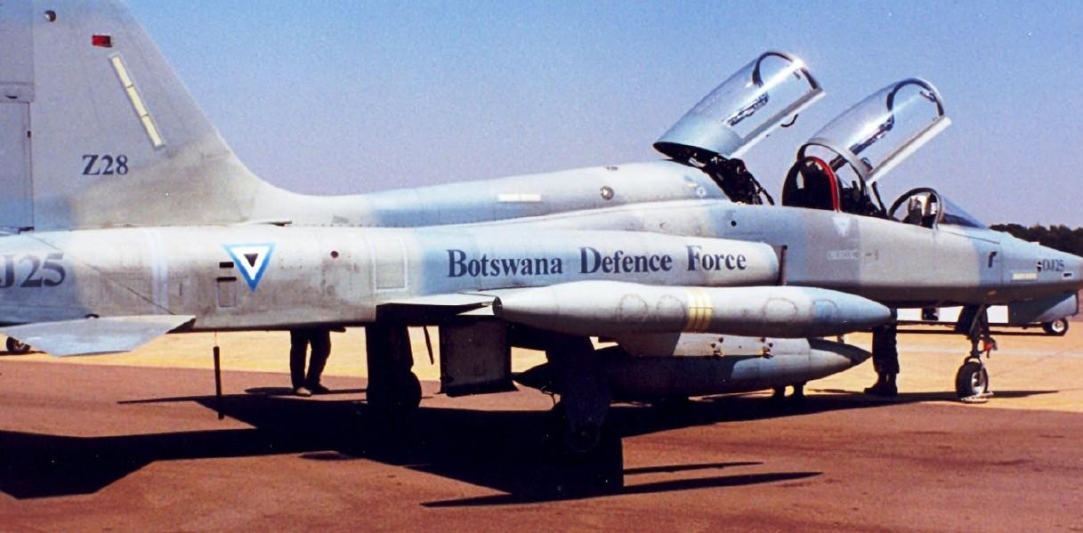 Armée du Botswana/Botswana Defence Force Sans_t51