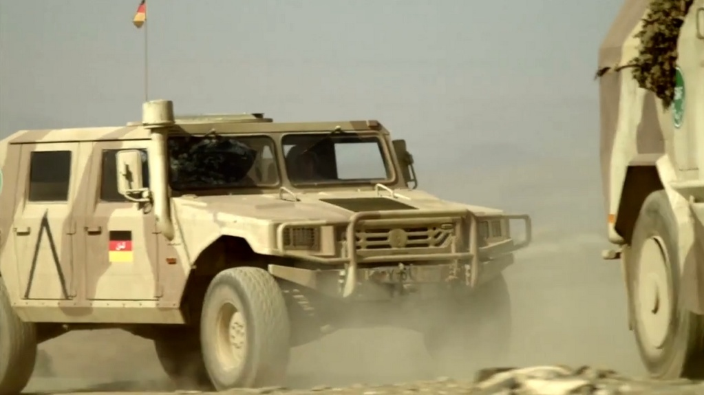 Les FAR et le Cinema / Moroccan Armed Forces in Movies - Page 2 Sans_t87