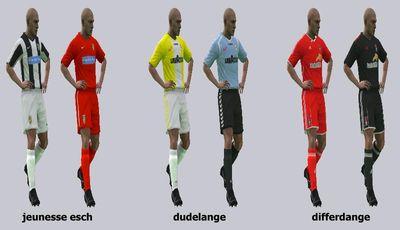 [FIFA Manager 12] Kits di Asello parte 2 ed altre info. Lussem11