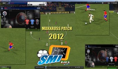 [Football Manager 2012] Megapatch 2d e 3d Maxxro10