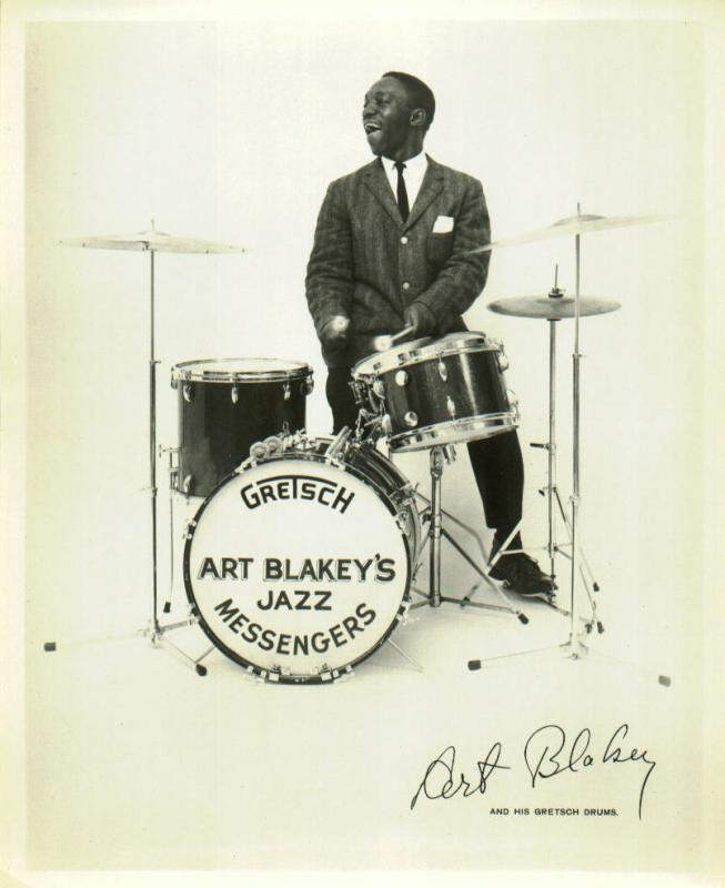 Art Blakey & The Jazz Messengers 210