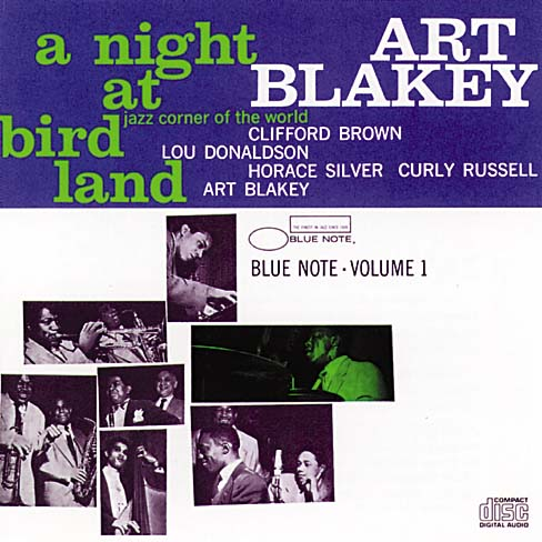 Art Blakey & The Jazz Messengers 410