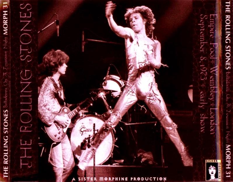 Quels sont les concerts soundboard de la période Mick Taylor ? Back_c10