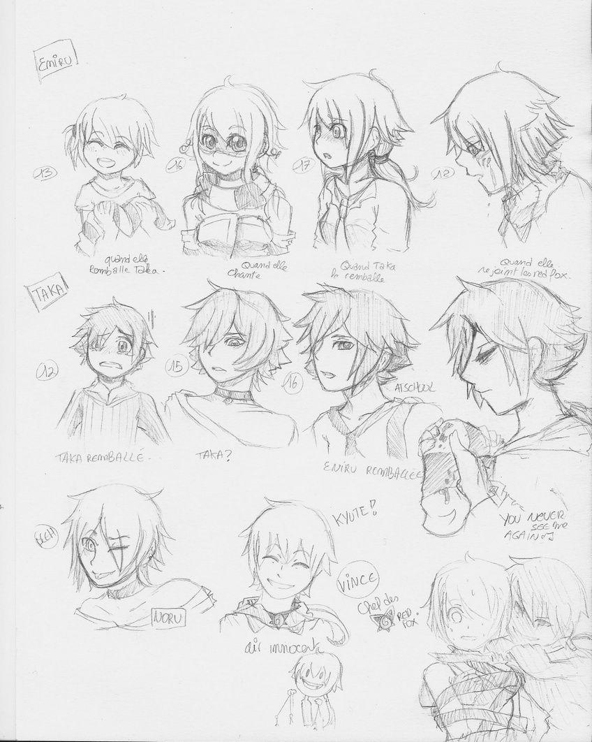 Originals Characters 【 Noru-Chan 】 Enilit11